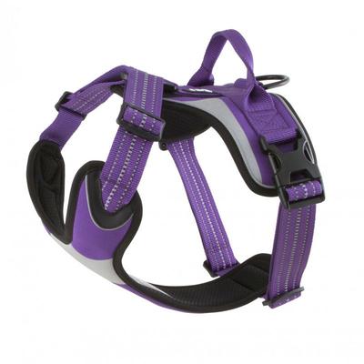 HURTTA Lifeguard Dazzle Hundegeschirr, Brust 40-45 cm, violett
