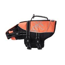 Hurtta Lifeguard Rettungsweste Schwimmweste für Hunde, orange, 10-20kg