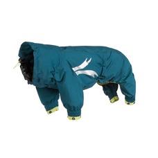 HURTTA Slush Combat Suit Hundeoverall, petrol, 30L