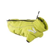 Hurtta Softshelljacke für Hunde Frost Jacket, Rückenlänge 90cm, Birkengrün