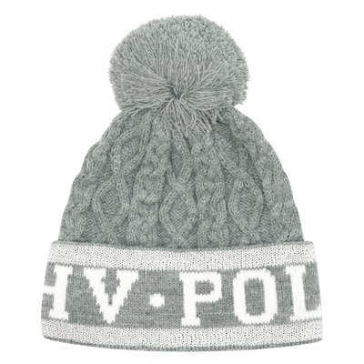 HV Polo Beanie Knit