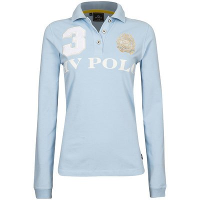 HV Polo Poloshirt Favouritas Eques lange Ärmel