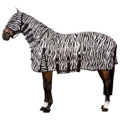 Imperial Riding Zebra Fliegendecke mit Halsteil