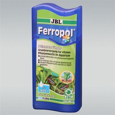 JBL Ferropol Pflanzendünger für Süßwasser-Aquarien