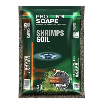 JBL ProScape ShrimpSoil BROWN Bodengrund für Garnelen-Aquarien