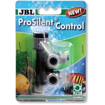 JBL ProSilent Control regulierbarer Präzisions-Luft-Absperrhahn