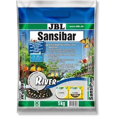 JBL Sansibar RIVER Bodengrund für Aquarien und Terrarien
