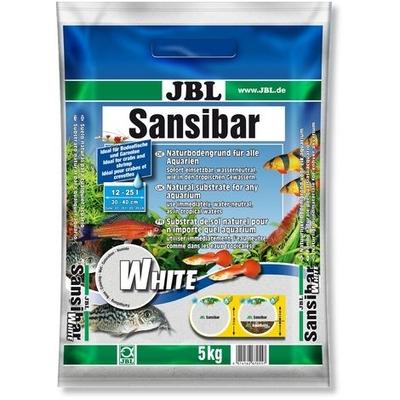 JBL Sansibar WHITE feiner Bodengrund für Süß- und Meerwasser-Aquarien