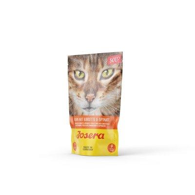 Josera Cat Soup Nassfutter für Katzen