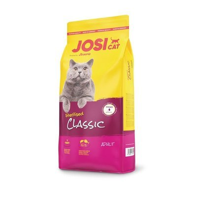 Josera Josicat Sterilised Classic Trockenfutter