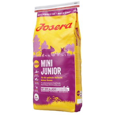 Josera Mini Junior Hundefutter, 15kg