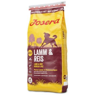 Josera Trockenfutter Lamm & Reis