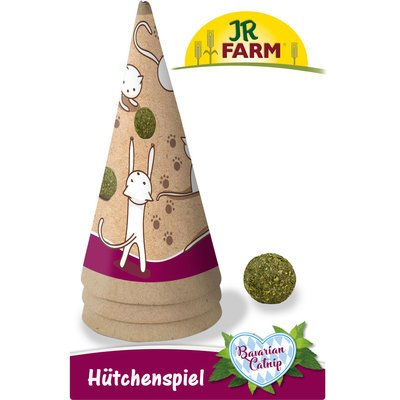 JR Farm Bavarian Catnip Hütchenspiel