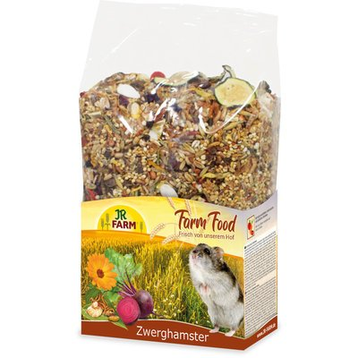 JR Farm Food Zwerghamster Adult Hamsterfutter