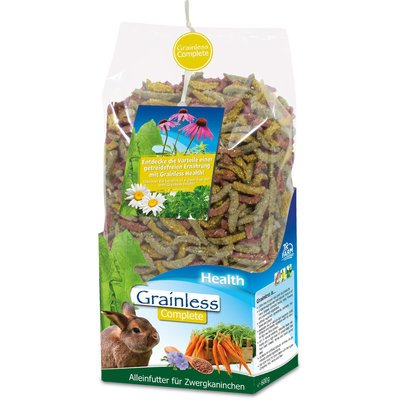 JR Farm Grainless Health Zwergkaninchenfutter