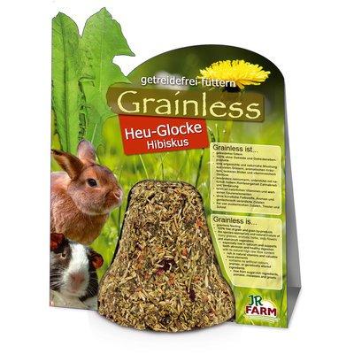 JR Farm Grainless Heu-Glocke Hibiskus