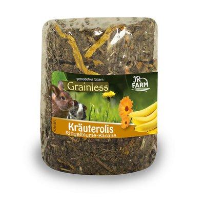 JR Grainless Kräuterolis Nagersnack