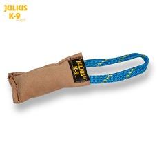 Julius K9 Beisswurst aus Leder