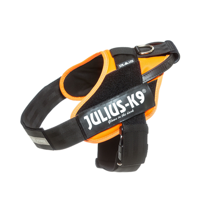 Julius K9 IDC® STEALTH Powergeschirr mit Logofeld