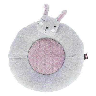 Trixie Junior Liegematte Hase oder Bär für Welpen