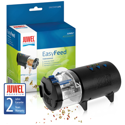 Juwel Easy Feed Futterautomat Aquarium