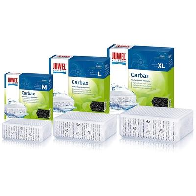 Juwel Filtermedium Carbax Aktivkohle für Bioflow