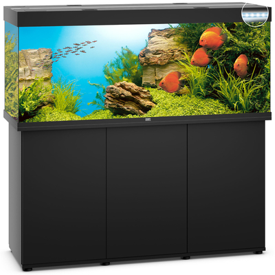 JUWEL Rio 450 LED Aquarium mit Unterschrank