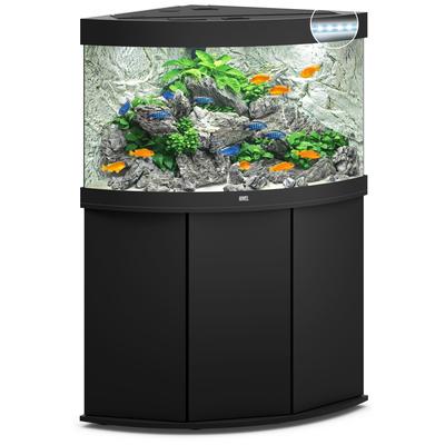 Juwel Trigon 190 LED Eck-Aquarium mit Unterschrank