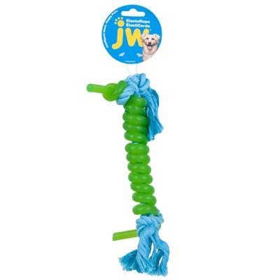 JW Pet ELASTAROPE Coiled Bone Hundespielzeug