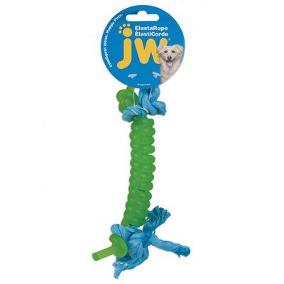 JW Pet ELASTAROPE Coiled Bone Hundespielzeug Preview Image