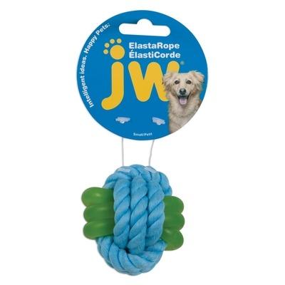 JW Pet ELASTAROPE Monkey Fist Hundespielzeug Preview Image
