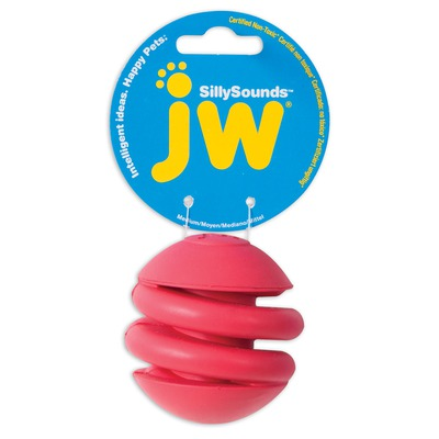 JW Pet JW SILLYSOUNDS Spring Ball Preview Image