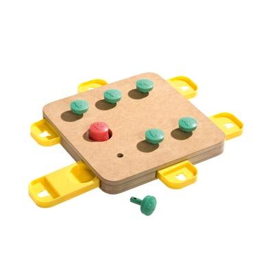 Karlie Brain Train Cube Intelligenzspielzeug für Hunde