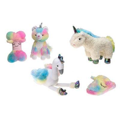 Karlie Hundespielzeug in Regenbogenfarben