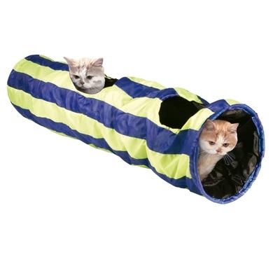 Karlie Katzen Rascheltunnel Feline Cruiser gestreift