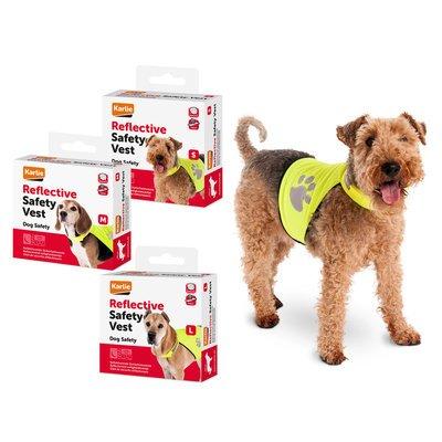 Karlie Night Walk Sicherheitsweste für Hunde