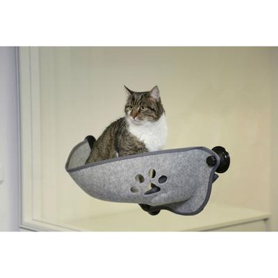 Katzen Fensterliegebett Filzino