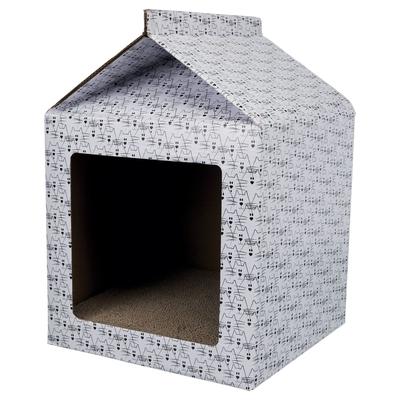 TRIXIE Katzen Kratzhaus aus Pappe