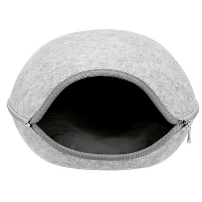TRIXIE Katzen Kuschelhöhle Luna aus Filz