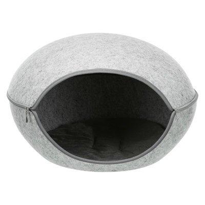 TRIXIE Katzen Kuschelhöhle Luna aus Filz Preview Image