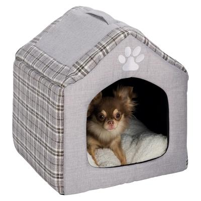 Trixie Hunde Katzen Kuschelhöhle Silas
