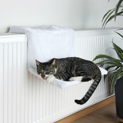 TRIXIE Katzen Liegemulde de Luxe für Heizkörper