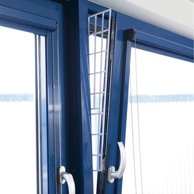 TRIXIE Katzen Schutzgitter für Fenster, Seitenteil