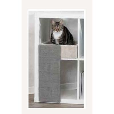 TRIXIE Katzenbett mit Kratzbrett für Regale Preview Image