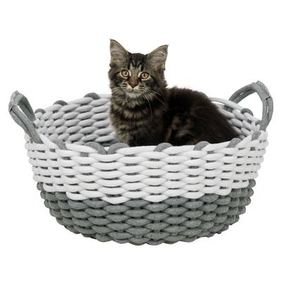 Katzenkorb Nabou, gewebt