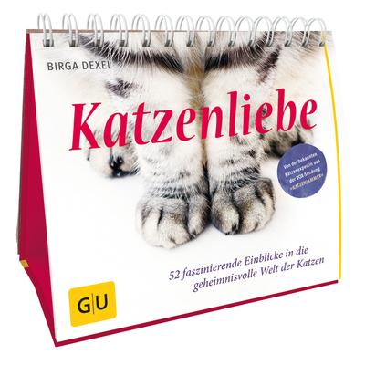 Katzenliebe - das 52 Wochen Programm