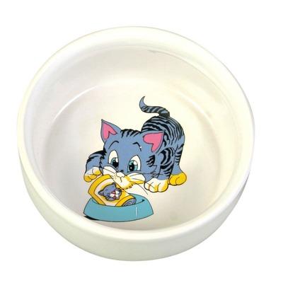 TRIXIE Katzennapf Kitten mit Motiv