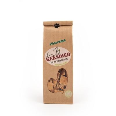 Keksdieb Hüttenkäse Parmesan Ecken Hundeleckerli