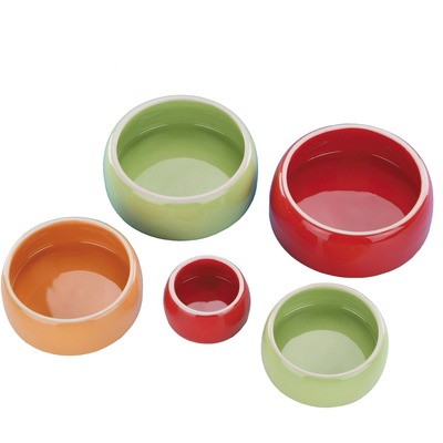 Keramik Futtertrog Napf