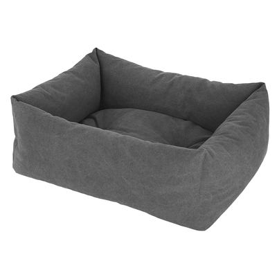 Kerbl Hundebett Lucca grau, 85x110 cm